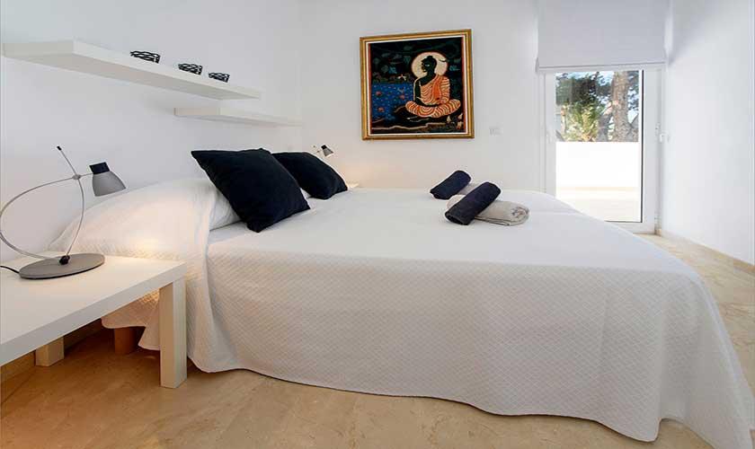 Schlafzimmer Ferienvilla Mallorca 12 Personen PM 6088