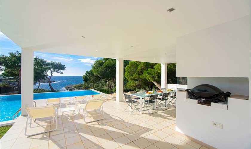 Terrasse Ferienvilla Mallorca PM 6088