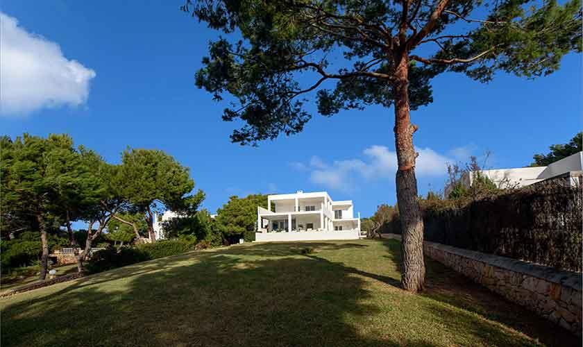 Garten Ferienvilla Mallorca 12 Personen PM 6088