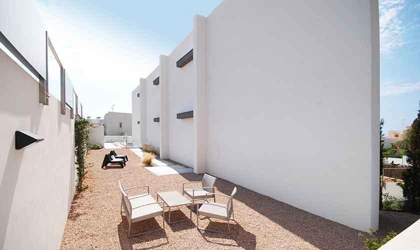 Außenbereich Design-Villa Mallorca PM 6210