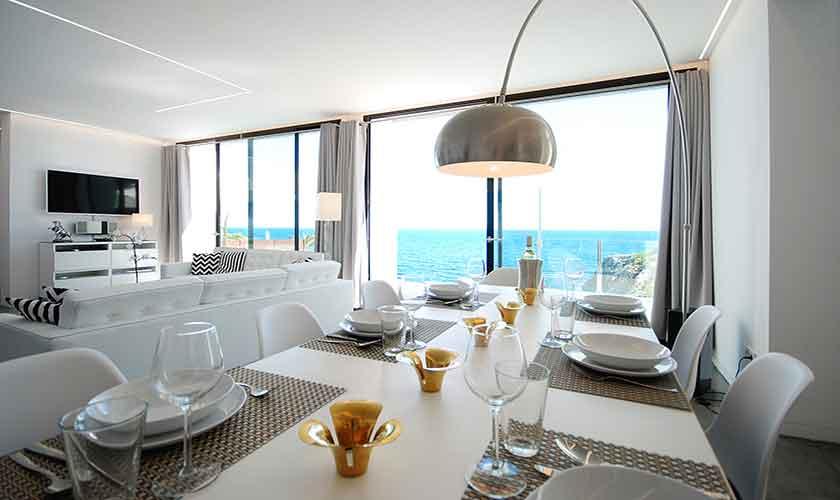 Esstisch Wohnraum Design-Villa Mallorca PM 6210