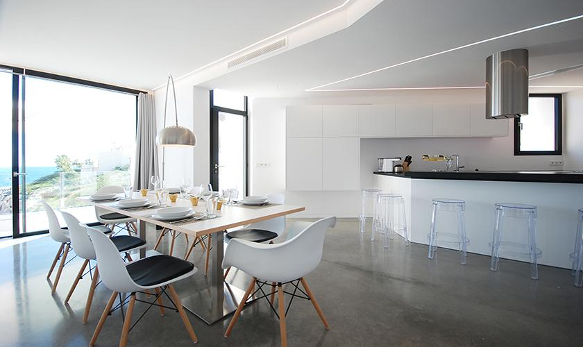 Esstisch Design-Villa Mallorca PM 6210