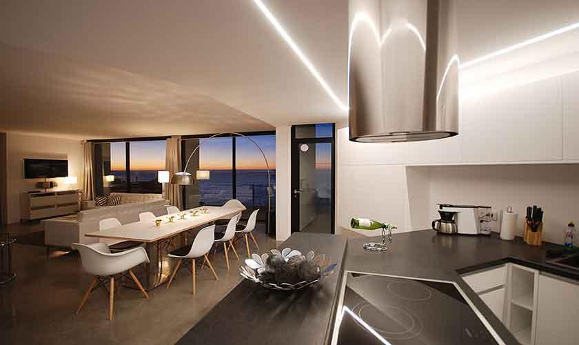 Wohnraum Design-Villa Mallorca PM 6210