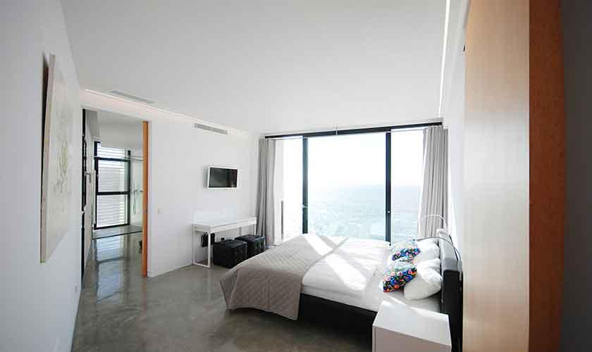 Schlafzimmer Design-Villa Mallorca PM 6210