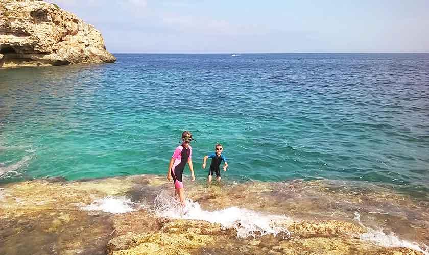 Meereszugang Design-Villa Mallorca PM 6210