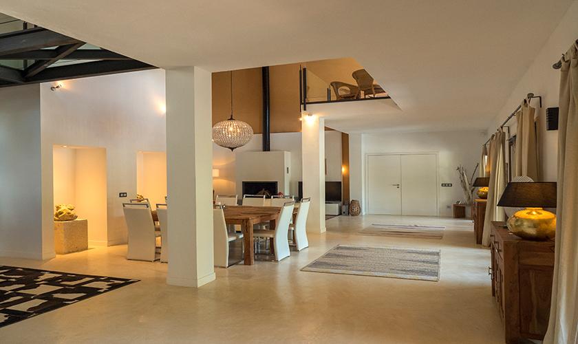 Wohnräume Luxusvilla Mallorca PM 629