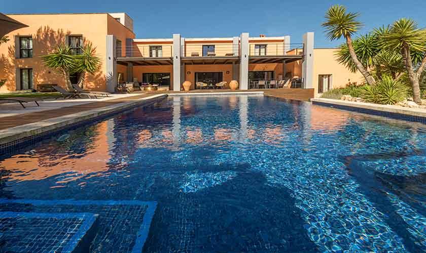 Pool und Luxusvilla Mallorca PM 629