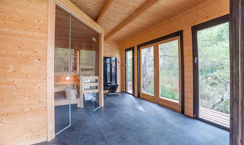 Sauna Finca Mallorca PM 629