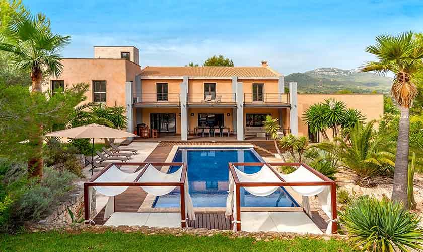 Pool und Finca Mallorca PM 629