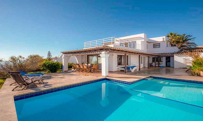 Pool und Ferienvilla Mallorca PM 6310