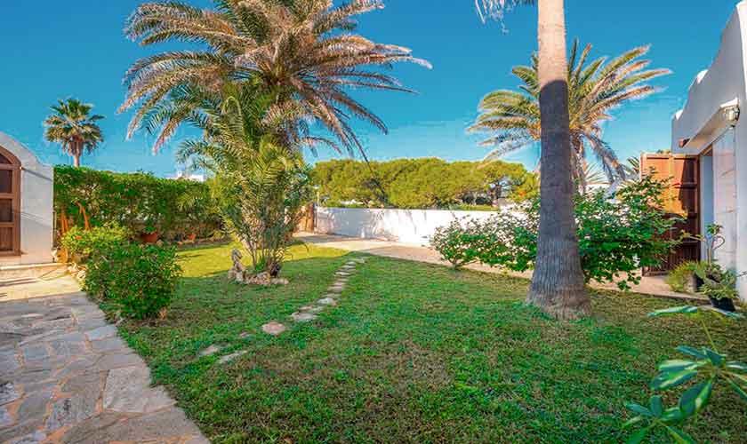 Garten Ferienvilla Mallorca PM 6310