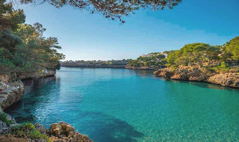 Meerblick Ferienhaus Mallorca PM 6310