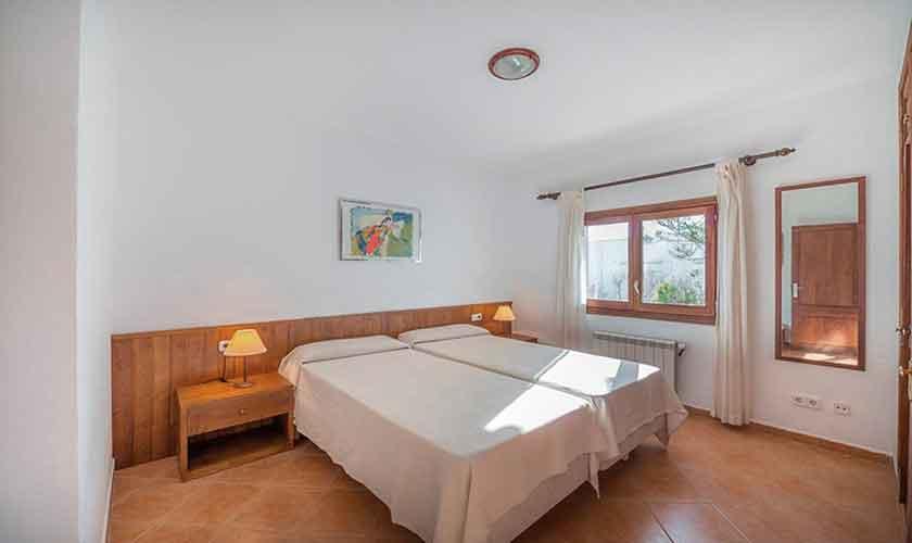 Schlafzimmer Ferienhaus Mallorca PM 6310