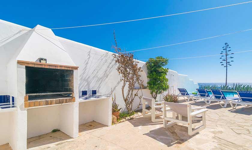 Grillplatz Ferienvilla Mallorca PM 6310