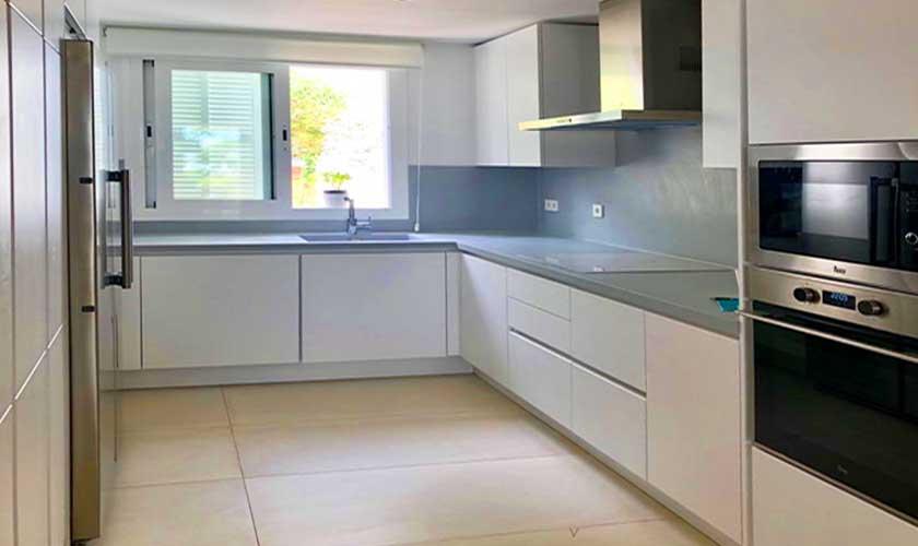 Küche Ferienvilla Mallorca PM 6529