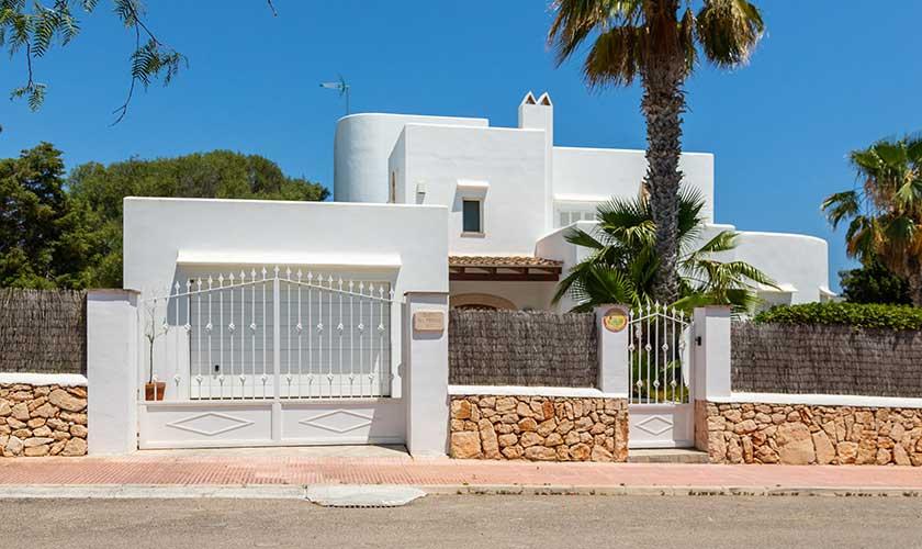 Fassade Ferienvilla Mallorca PM 6532