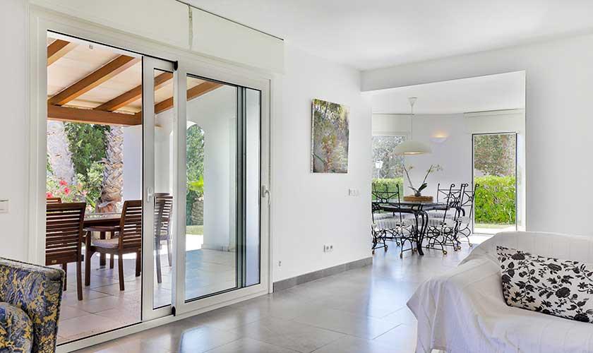 Wohnraum Ferienvilla Mallorca PM 6532