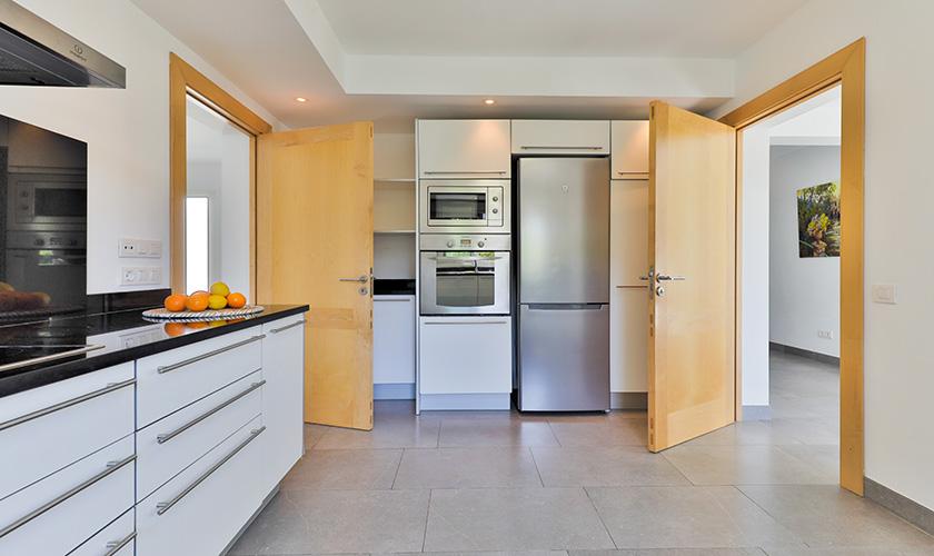 Küche Ferienvilla Mallorca PM 6532
