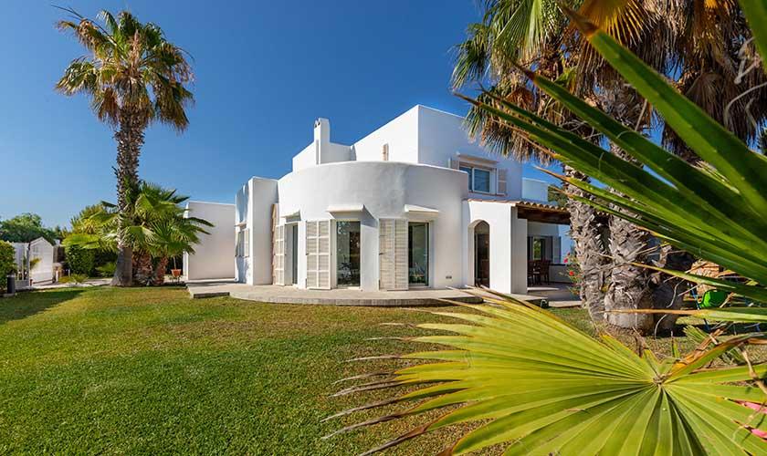 Blick auf die Ferienvilla Mallorca PM 6532