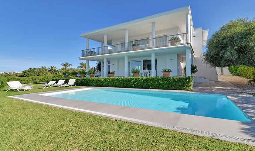 Pool und Meerblick Villa Mallorca PM 6534