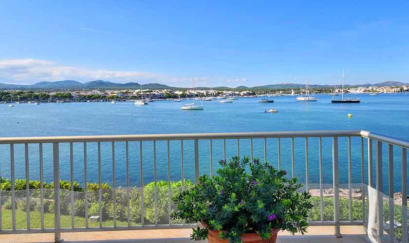 Meerblick Ferienvilla Mallorca PM 6534