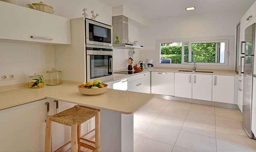 Küche Ferienvilla Mallorca PM 6534