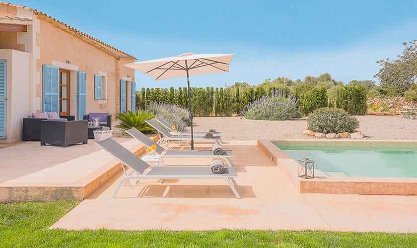 Pool und Finca Mallorca für 4 Personen PM 6537