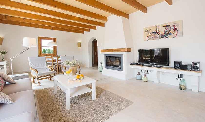Wohnraum Finca Mallorca für 4 Personen PM 6537