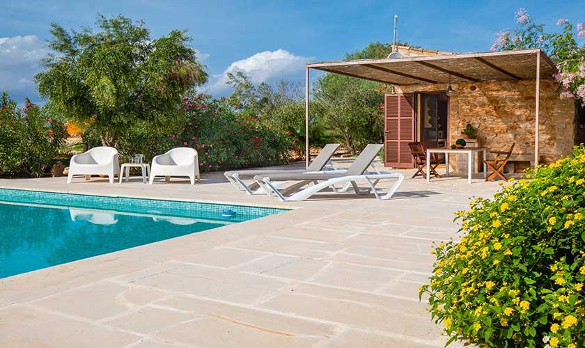 Pool und Ferienfinca Mallorca PM 6538