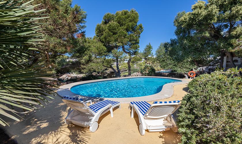 Poolblick Ferienvilla Mallorca PM 6539blick