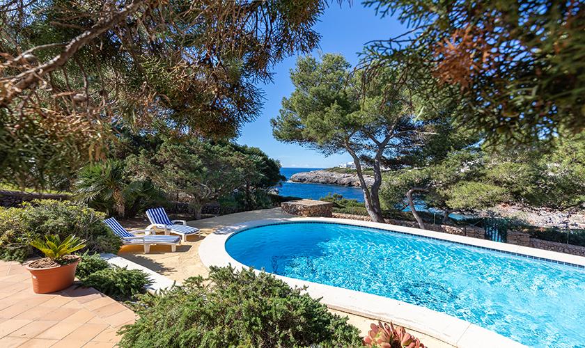 Pool der Ferienvilla Mallorca PM 6539