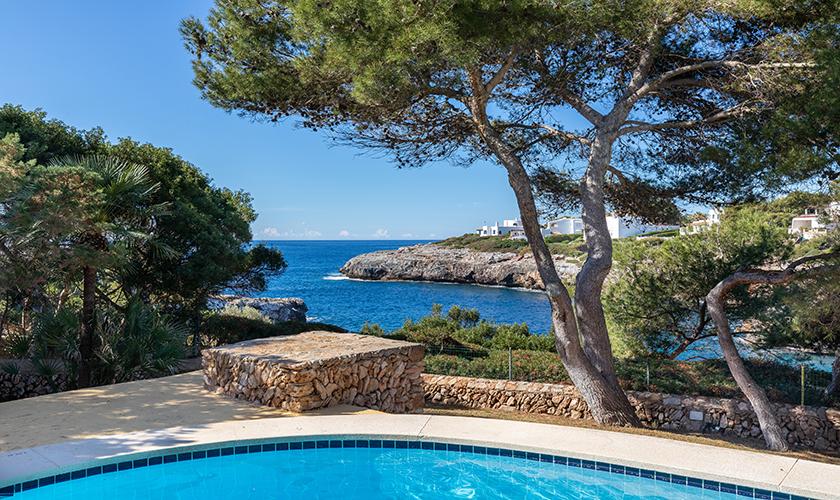 Meerblick Ferienvilla Mallorca PM 6539