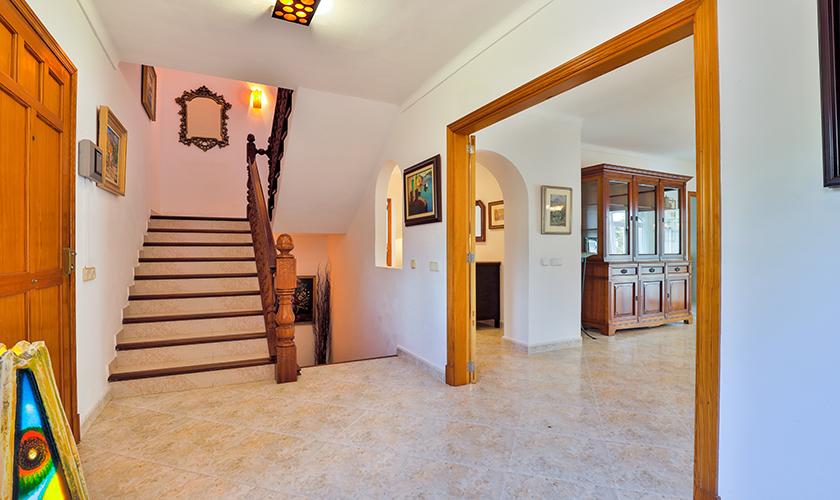 Treppenhaus Ferienvilla Mallorca PM 6539