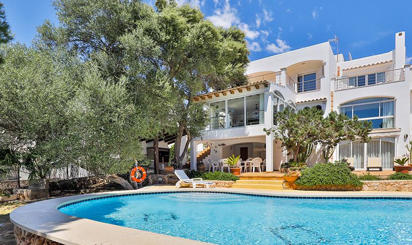 Pool und Ferienvilla Mallorca PM 6539