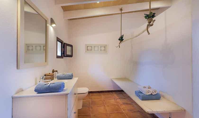 Badezimmer Finca Mallorca PM 6540
