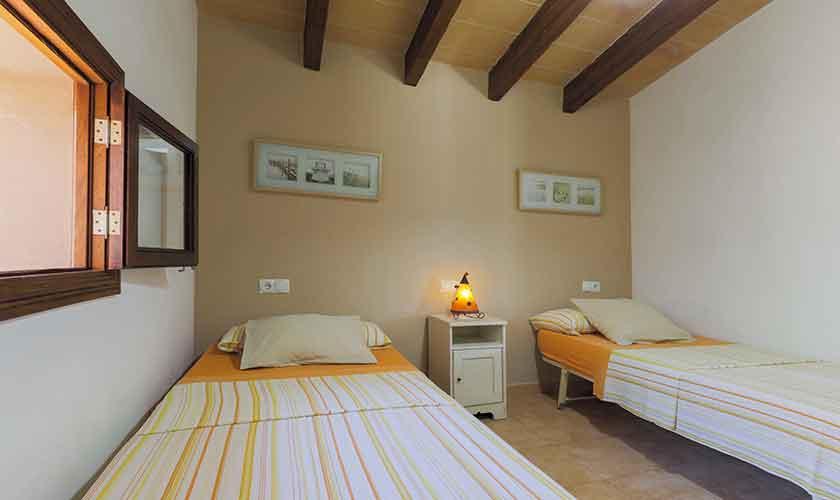 Schlafzimmer Finca Mallorca PM 6540