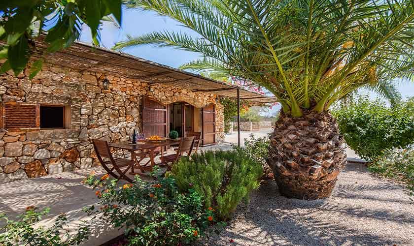 Garten und Terrasse und Finca Mallorca PM 6540