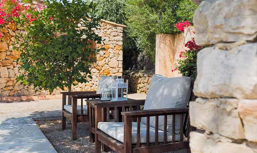 Terrassse Finca Mallorca PM 6540
