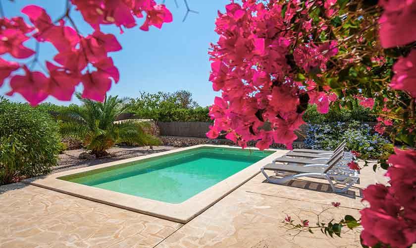Pool und Terrasse Finca Mallorca PM 6540