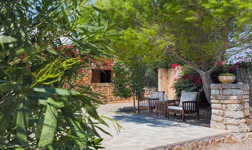 Terrasse und Finca Mallorca PM 6540
