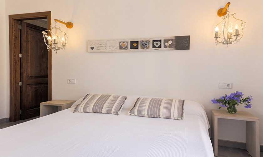Schlafzimmer Ferienhaus Cas Concos PM 6541