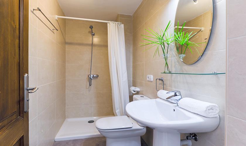 Badezimmer Ferienhaus Cas Concos PM 6541