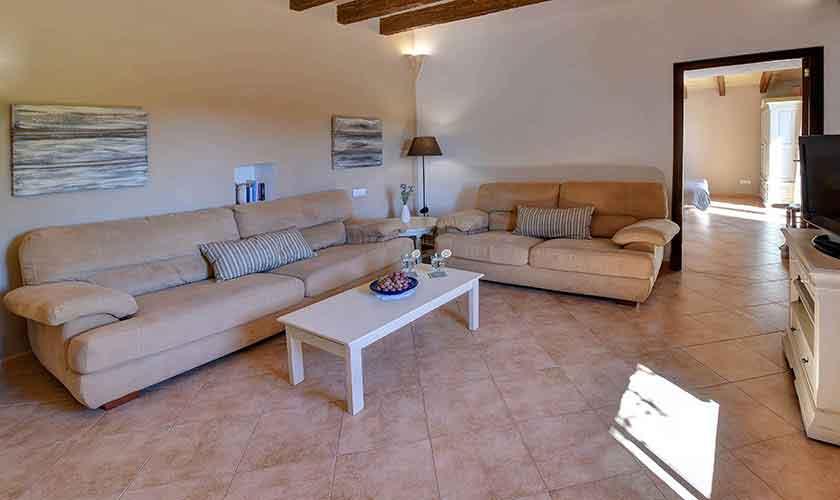 Wohnraum Finca Mallorca PM 6544