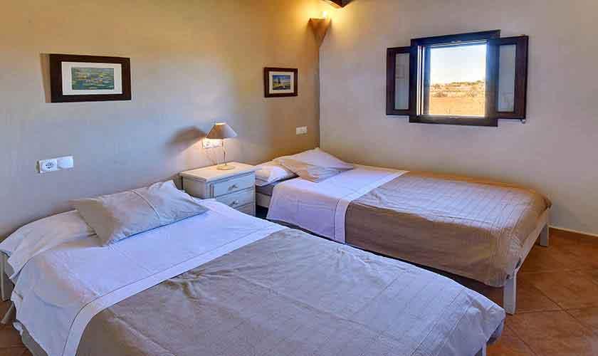 Schlafzimmer Finca Mallorca PM 6544