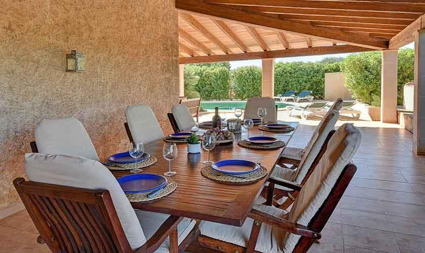 Terrasse Finca Mallorca PM 6544