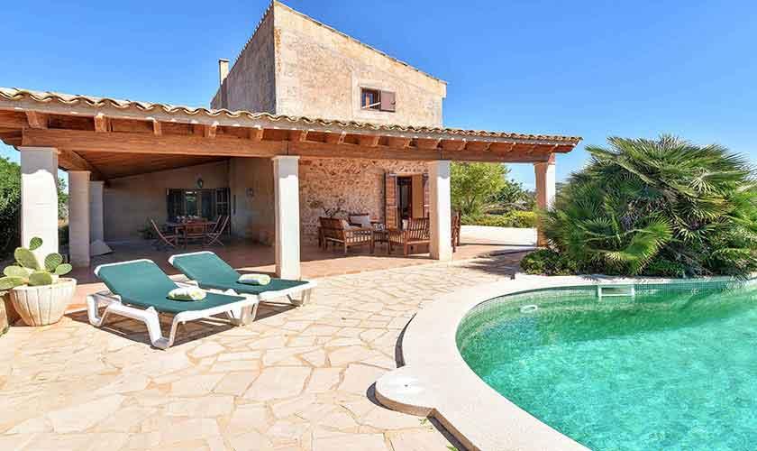 Pool und Finca Mallorca PM 6544
