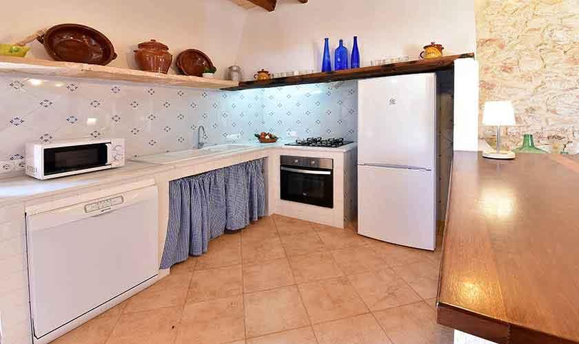 Küche Finca Mallorca PM 6544