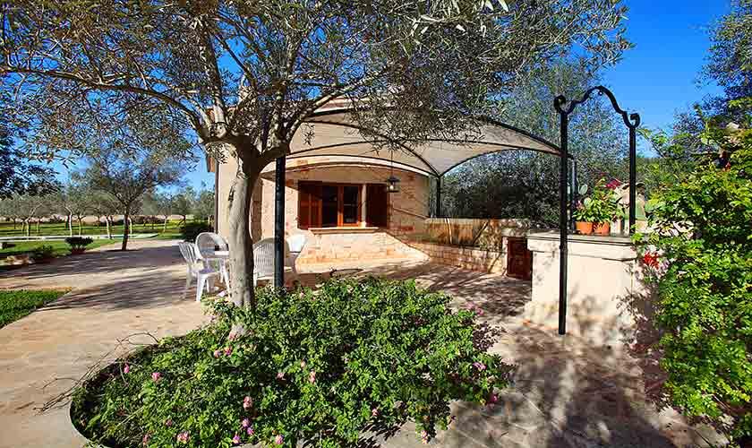 Garten Finca Mallorca 2 Personen PM 6545