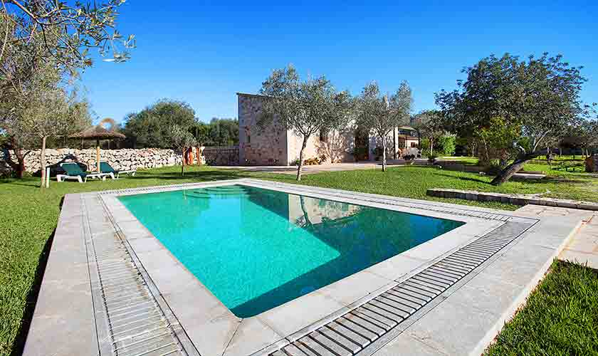 Pool und Finca Mallorca 2 Personen PM 6545
