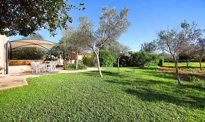 Garten und Finca Mallorca 2 Personen PM 6545